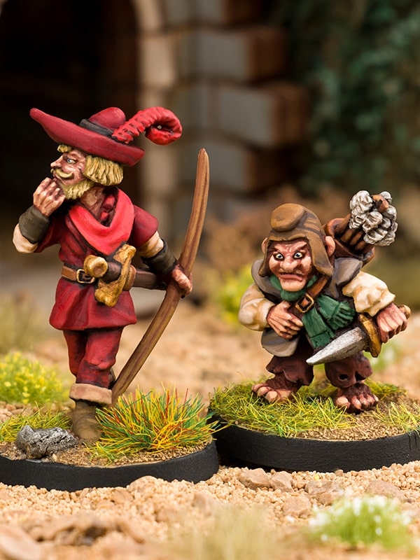sly-ralph-and-big-tiny-28mm-fantasy-metal-miniatures-northumbrian-tin-soldier