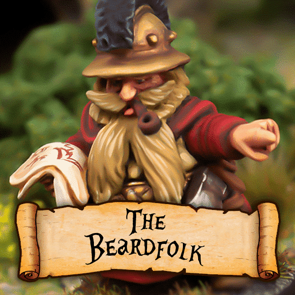 The Beardfolk