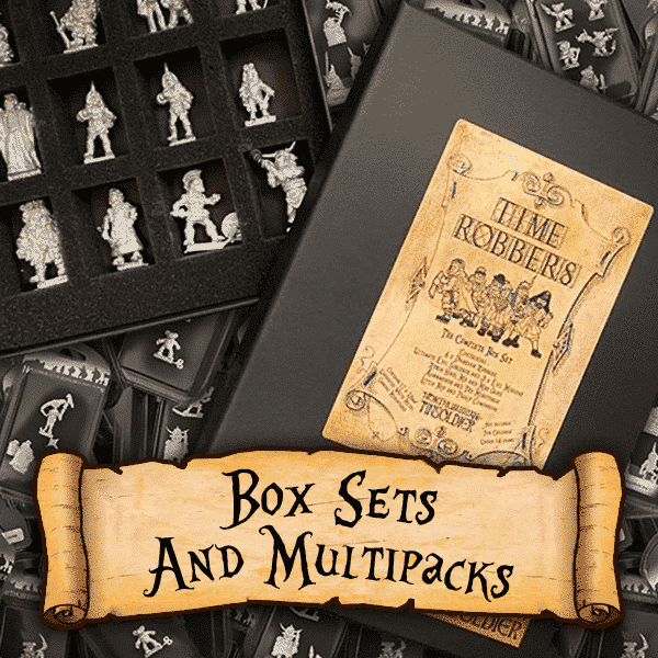 Boxed Sets and Multipacks