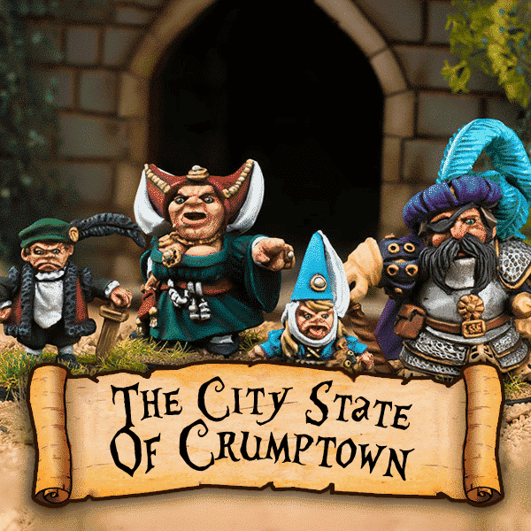The City State of Crumptown