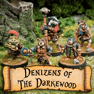 Denizens of The Darkewood