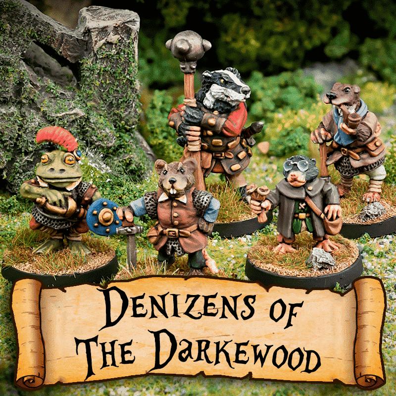 Denizens of The Darkewood
