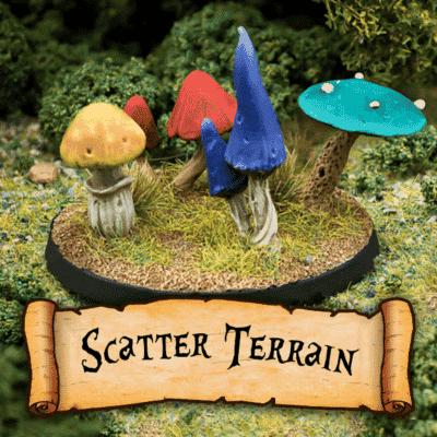 Scatter Terrain