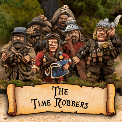 The Time Robbers