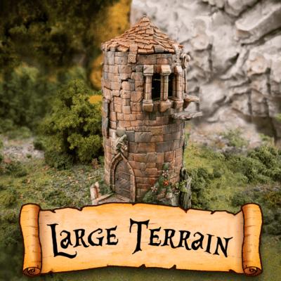 Large Terrain