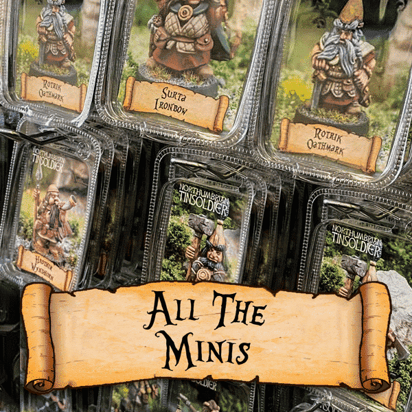 All The Minis
