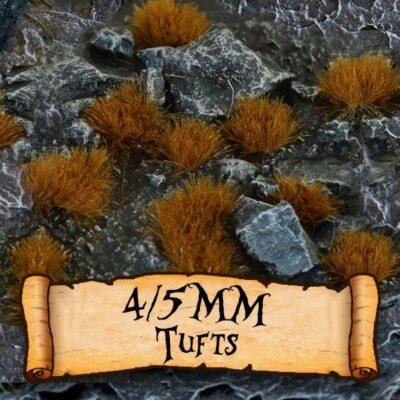 Gamer's Grass 4/5mm Tufts