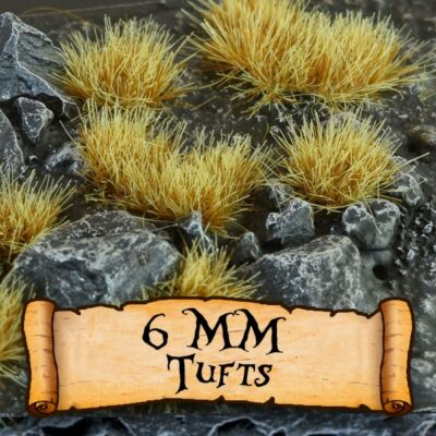 Gamer's Grass 6mm Tufts
