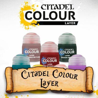 Citadel Colour Layer