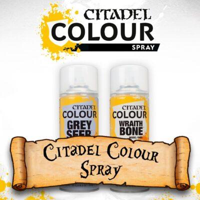 Citadel Colour Spray