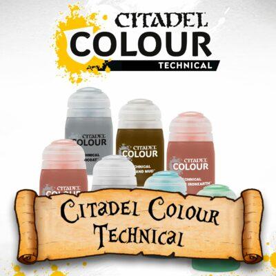 Citadel Colour Technical